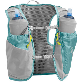 CamelBak Ultra Pro Hydration Vest 1L spray bottle Women, aqua sea/ silver